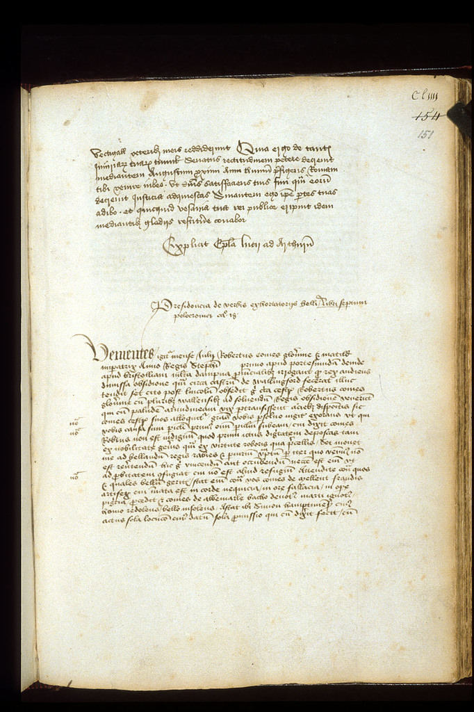 Text page from BL Lansdowne 285, f. 151