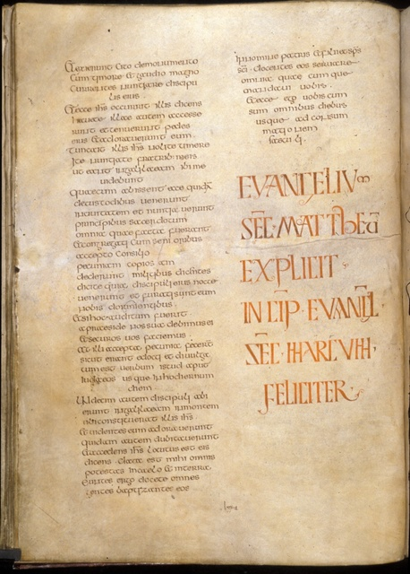 Text page from BL Royal 1 E VI, f. 28v