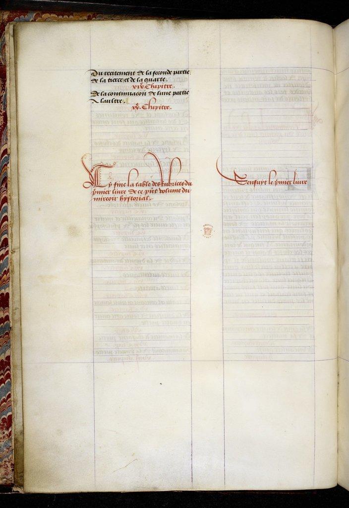 Text page from BL Royal 14 E I, f. 2v