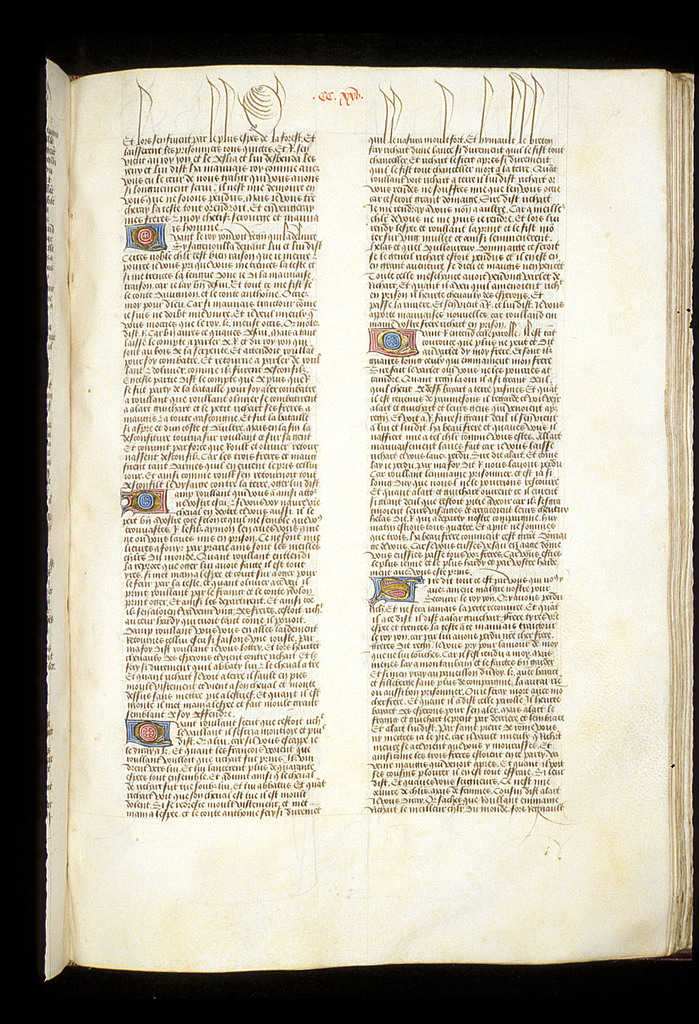 Text page from BL Royal 15 E VI, f. 178