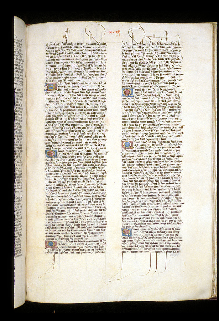Text page from BL Royal 15 E VI, f. 194
