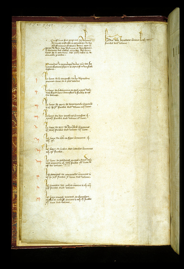 Text page from BL Royal 15 E VI, f. 1v