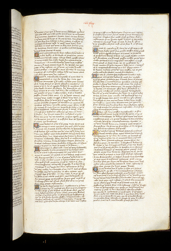 Text page from BL Royal 15 E VI, f. 202