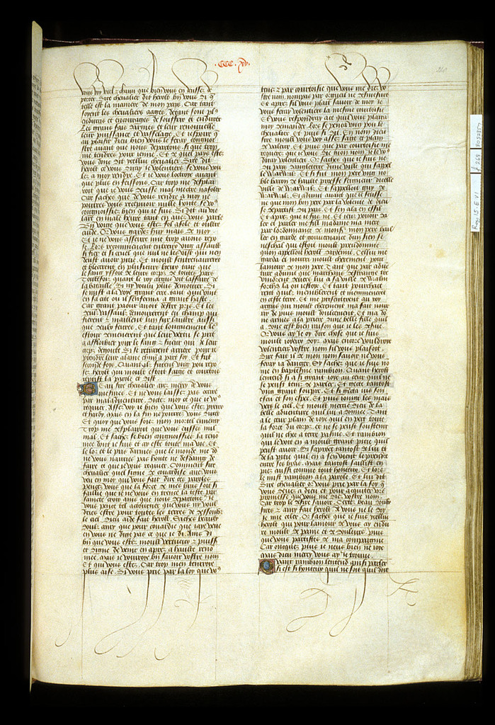 Text page from BL Royal 15 E VI, f. 268