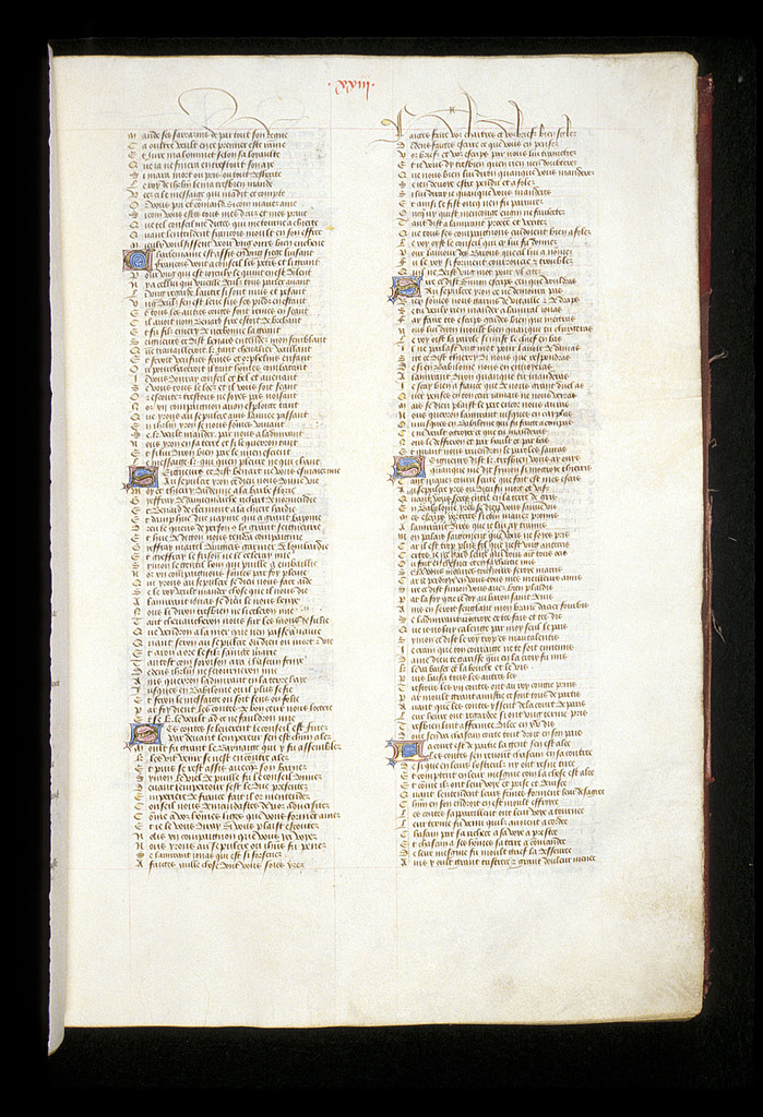 Text page from BL Royal 15 E VI, f. 27