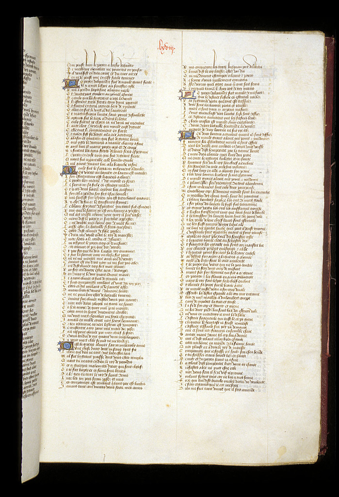 Text page from BL Royal 15 E VI, f. 72