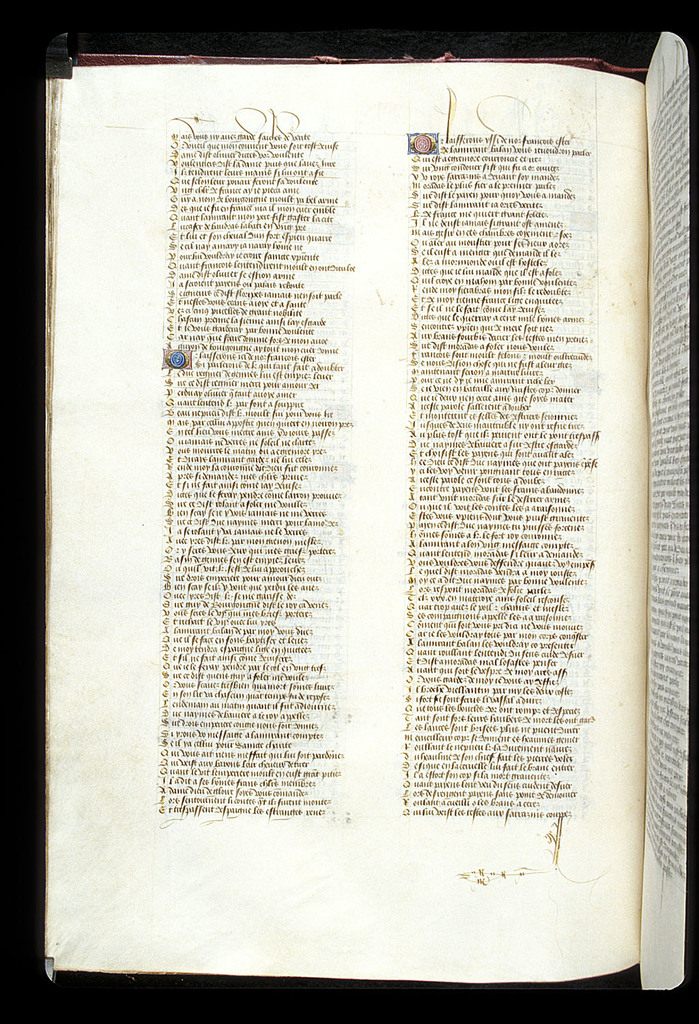 Text page from BL Royal 15 E VI, f. 75v