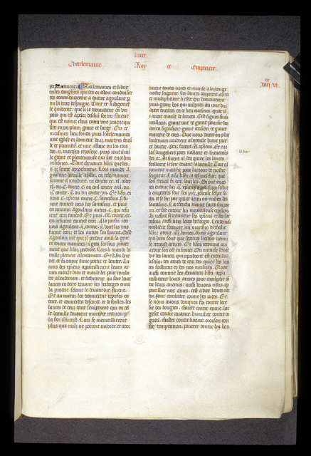Text page from BL Royal 16 G VI, f. 168
