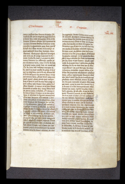Text page from BL Royal 16 G VI, f. 174