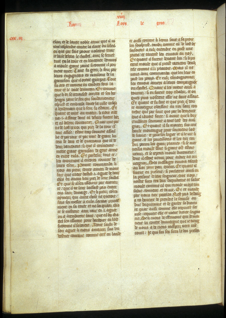 Text page from BL Royal 16 G VI, f. 305v