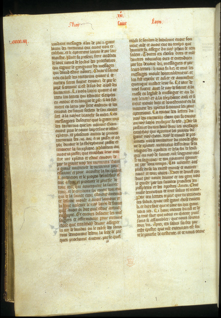 Text page from BL Royal 16 G VI, f. 405v