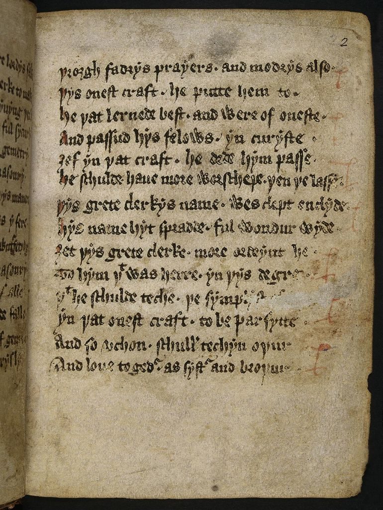 Text page from BL Royal 17 A I, f. 2
