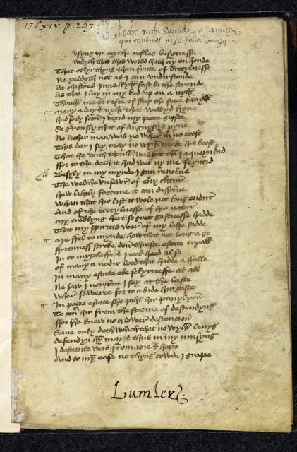 Text page from BL Royal 17 C XIV, f. 2