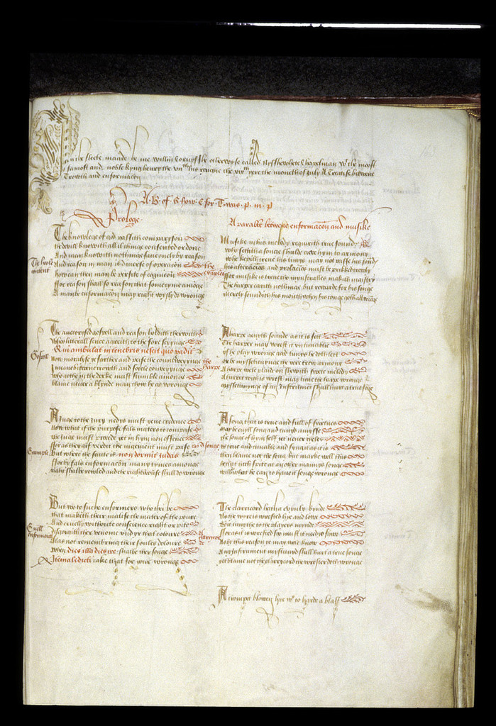 Text page from BL Royal 18 D II, f. 163