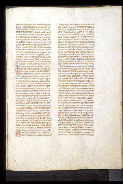 Text page from BL Royal 19 D I, f. 137