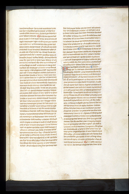 Text page from BL Royal 19 D I, f. 144