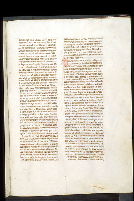 Text page from BL Royal 19 D I, f. 147