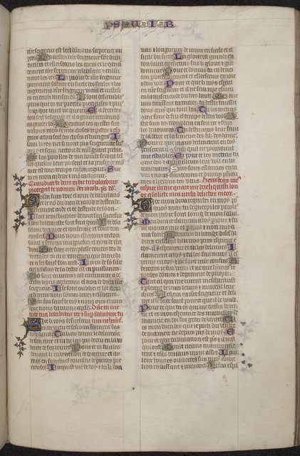 Text page from BL Royal 19 D II, f. 245