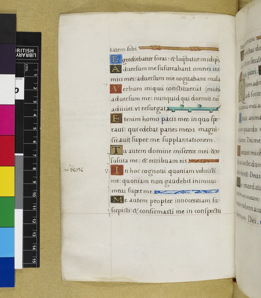 Text page from BL Royal 2 A XVI, f. 51v