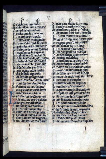 Text page from BL Royal 20 A XVII, f. 10