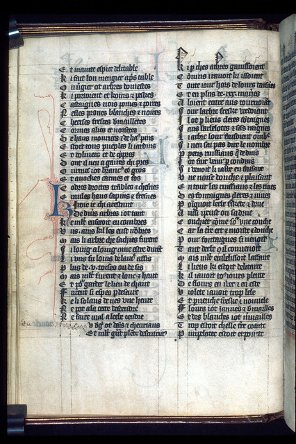 Text page from BL Royal 20 A XVII, f. 13v