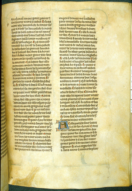 Text page from BL Royal 20 D IV, f. 102