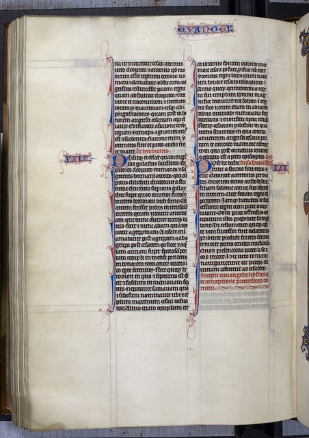 Text page from BL Royal 3 D VI, f. 233v