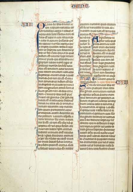 Text page from BL Royal 3 D VI, f. 6v