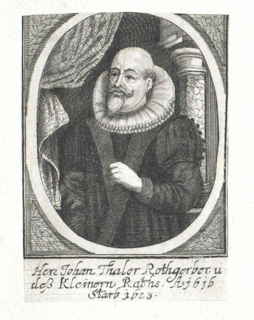 Thaler, Johann