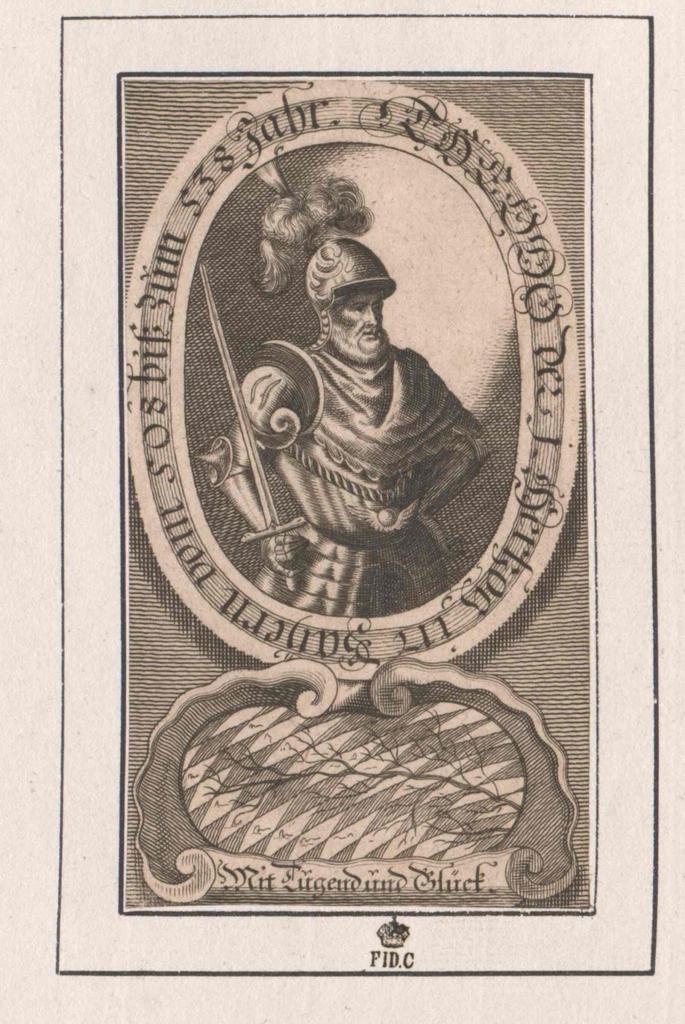 Theodo I., Herzog der Bayern