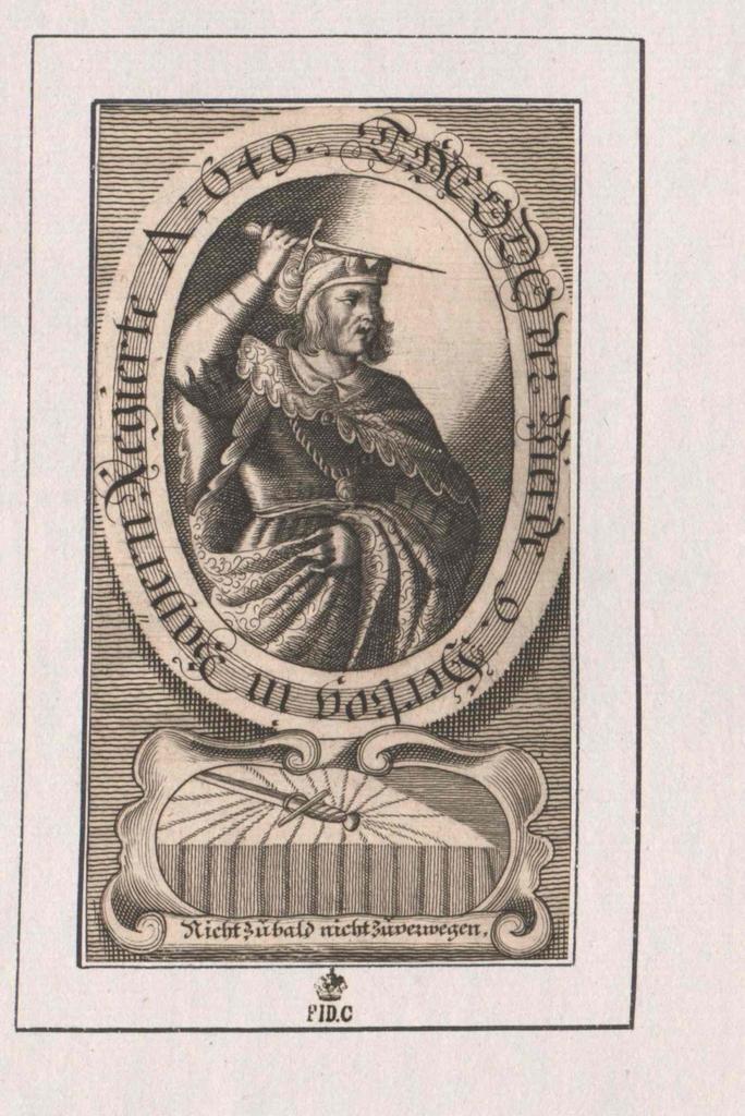Theodo IV., Herzog der Bayern