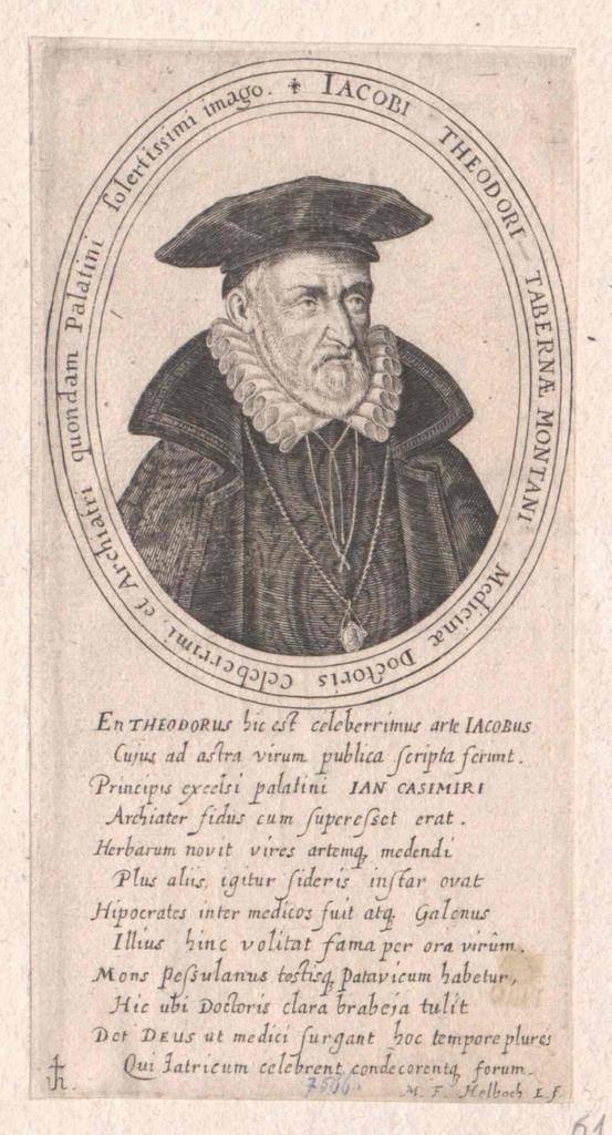 Theodorus, Jakob