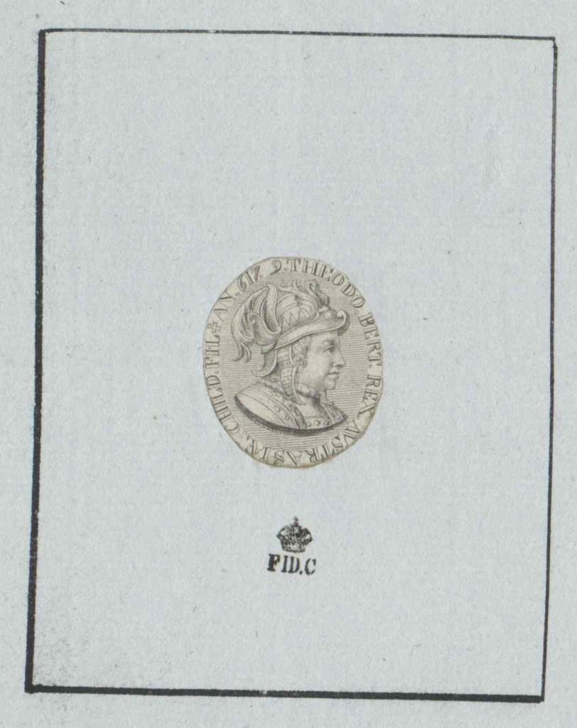 Theudebert II., König der Franken