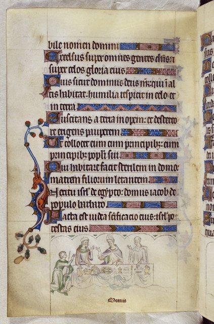 Thomas of Canterbury from BL Royal 2 B VII, f. 236v