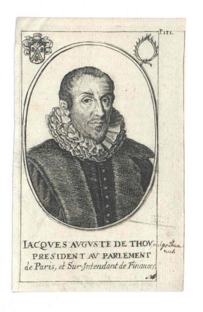 Thou, Jacques Auguste de