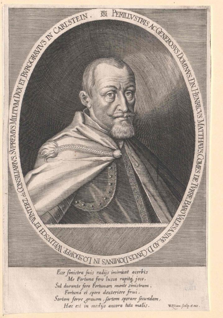 Thurn-Valsassina, Matthias Graf