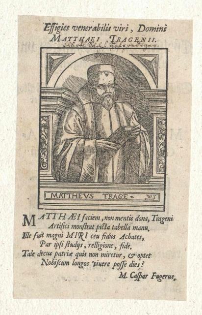 Tragen, Matthäus