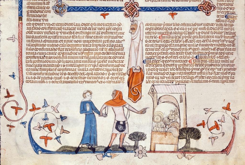 Treasure from BL Royal 10 E IV, f. 165v