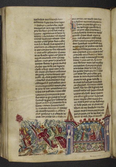 Troilus from BL Royal 20 D I, f. 139v