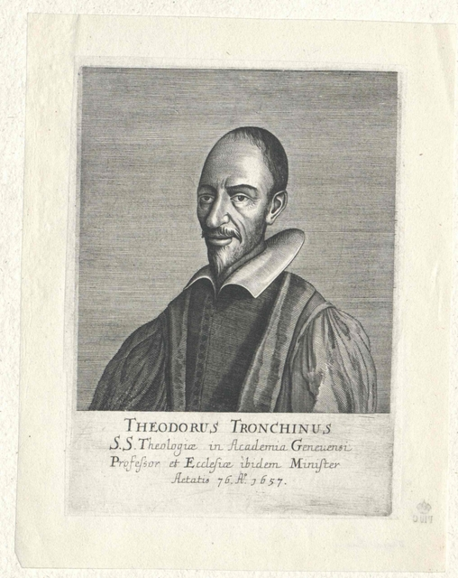 Tronchin, Théodore