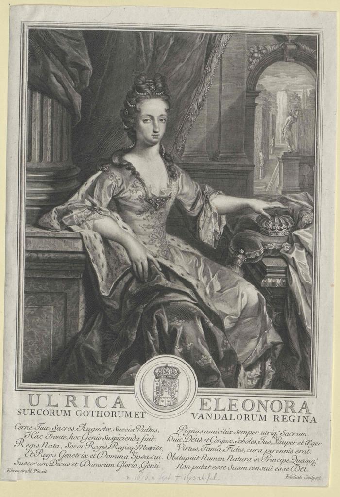 Ulrike Eleonore, Prinzessin von Dänemark