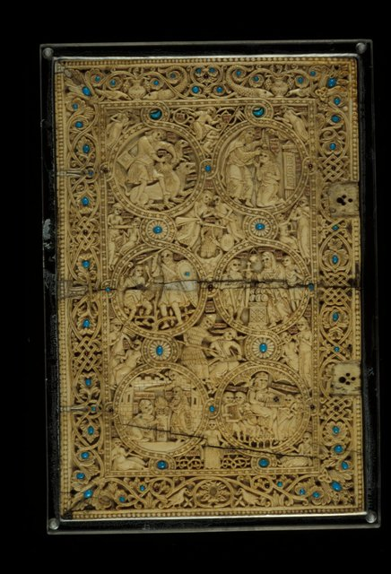 Upper cover from BL Eg 1139, Upper cover
