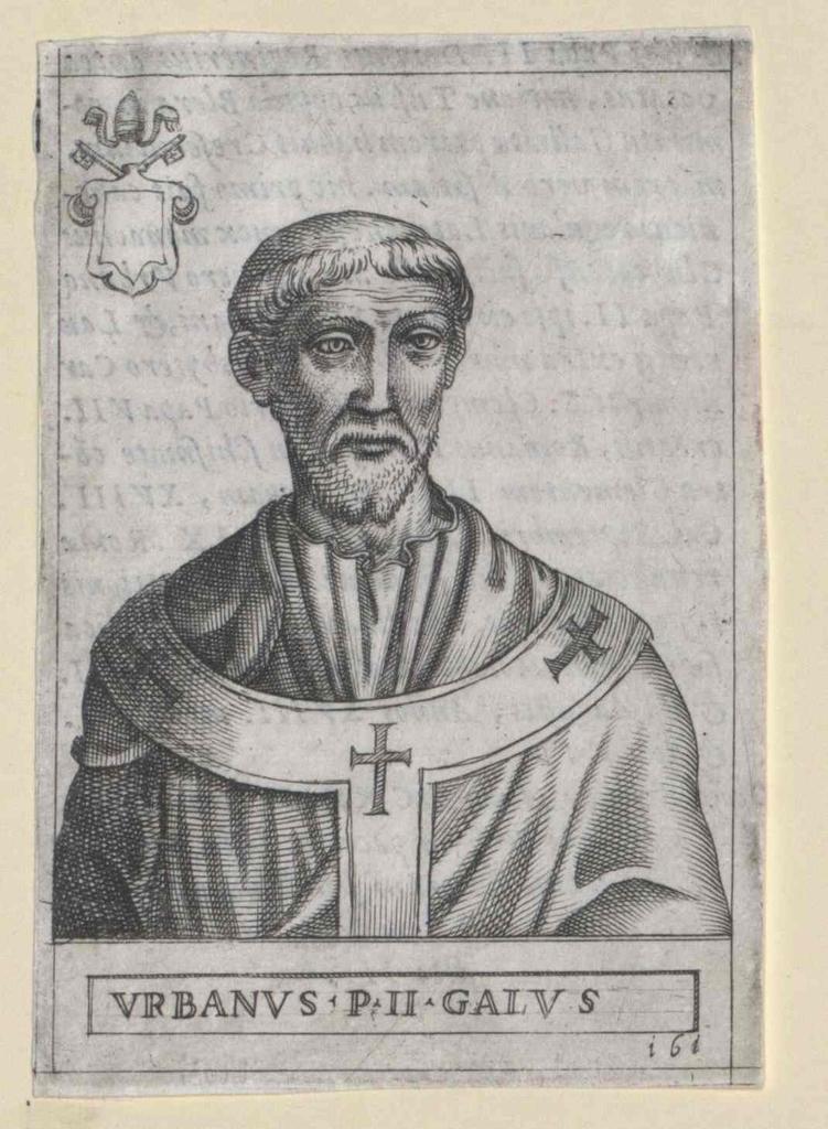 Urban II., papa