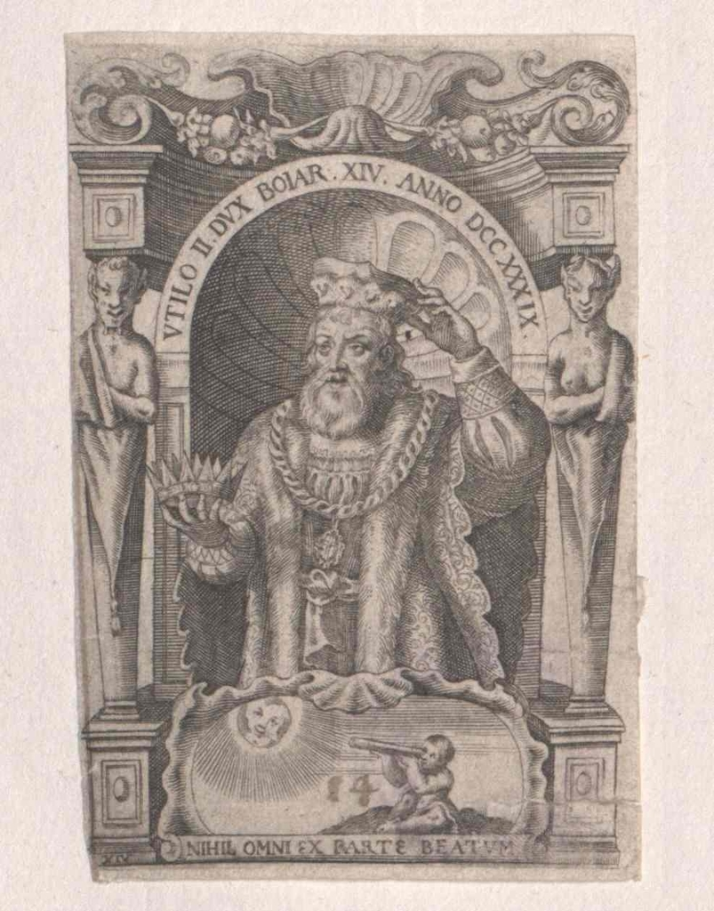 Utilo II., Herzog von Bayern