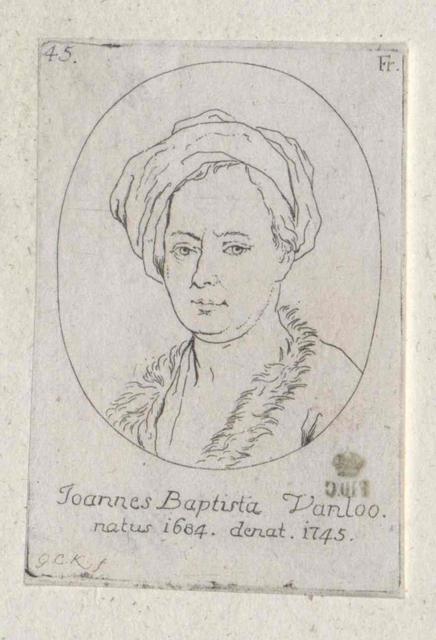 Vanloo, Jean Baptiste