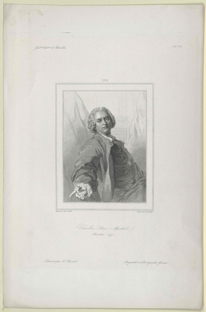 Vanloo, Louis Michel