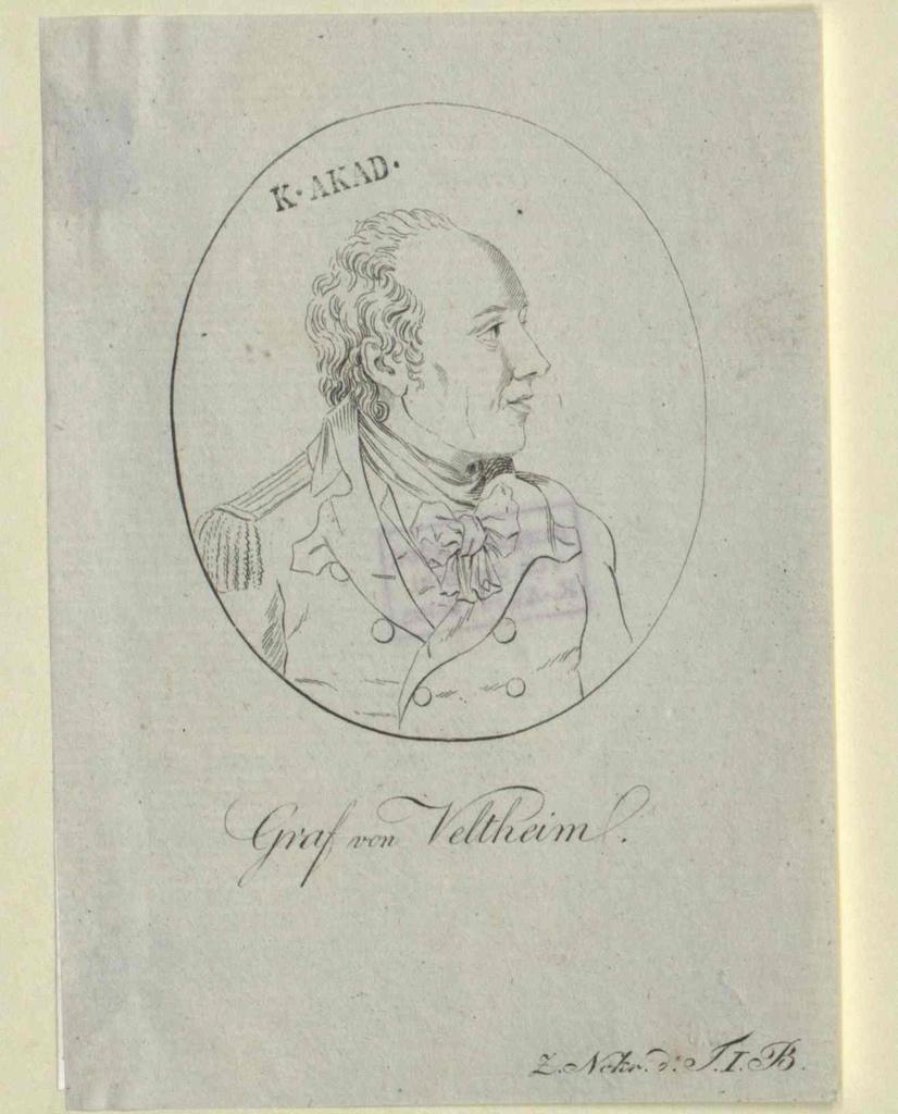 Veltheim, August Ferdinand Graf
