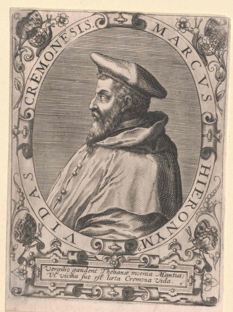 Vida, Marco Girolamo