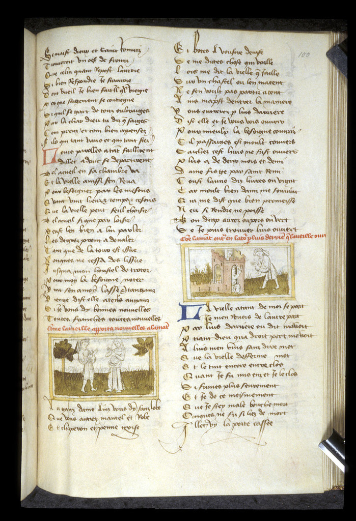 Vieille And The Lover From Bl Eg 1069 F 100 Picryl
