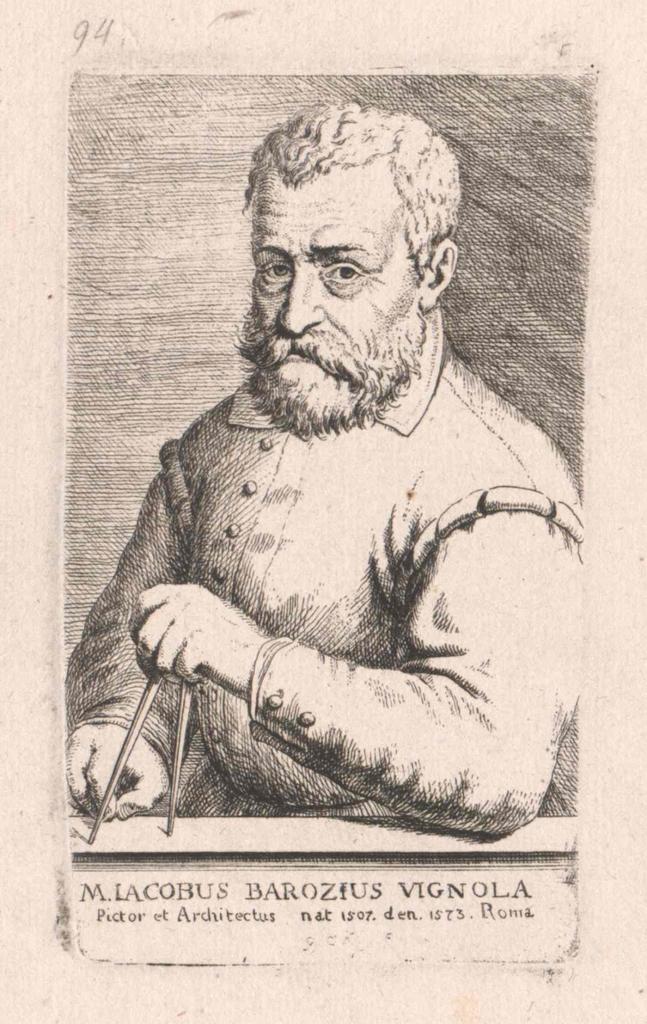Vignola, Giacomo da